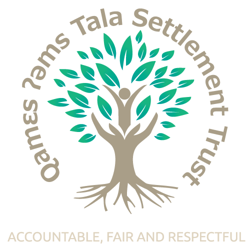 Tla'amin Nation Settlement trust logo
